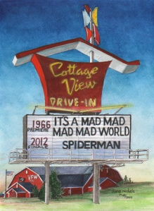 Diane May Cottage Drive-In