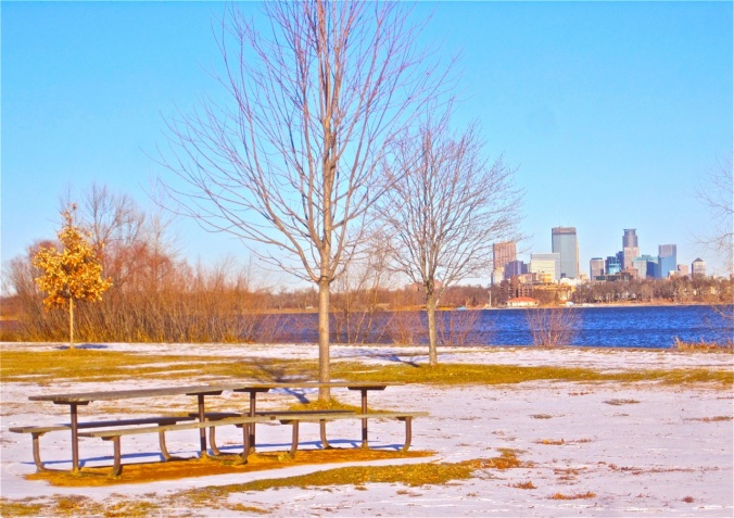 Lake Calhoun, Minneapolis, 2011