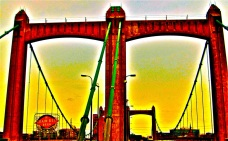 Hennepin Bridge Bombpop, 2012