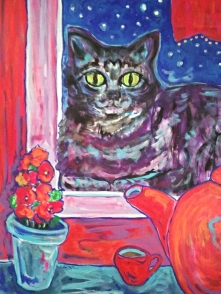Christina Kieltyka Cat