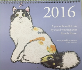 Pamela Kirton 2016 Calendar