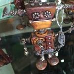 Marilyn Morrison Steampunk Robot