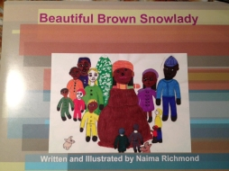 Beautiful Brown Snowlady Naima Richmond