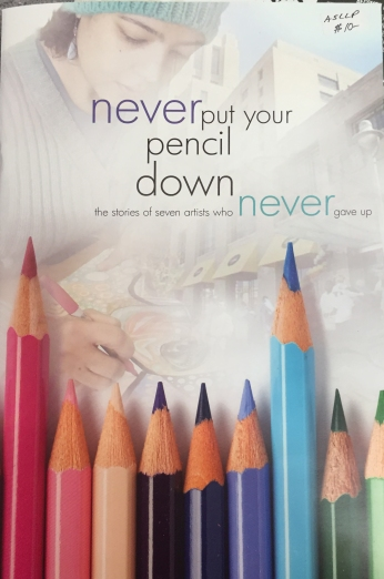 Never Put Your Pencil Down
