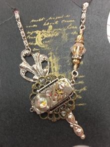 Julie Woodbury Watch-parts jewelry