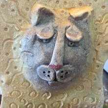Karen Caldwell: Cat Face