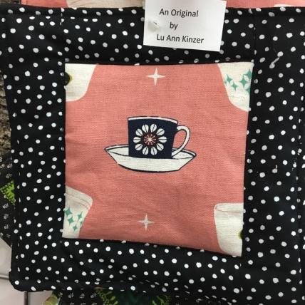 LuAnn Kinzer: Textiles