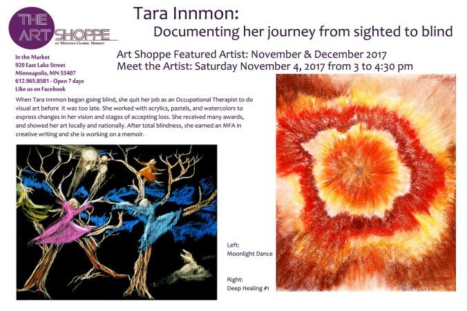Tara Innmon Featured Artist